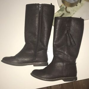 Gap brown boots size 12